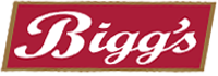 Burgers by Biggs logo