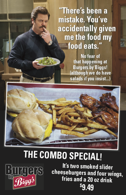 July 2017 - The Combo Special